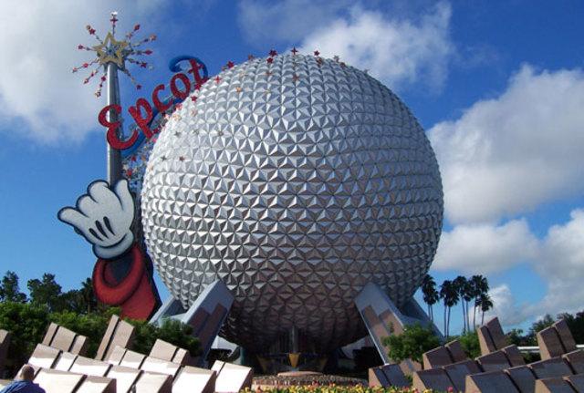 Disney's Futuristic City EPCOT Opened