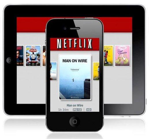 Netflix y Apple