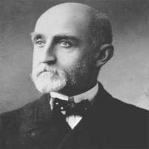 """Alfred Thayer Mahan publishes """"The Influence of Sea Power Upon History: 1660–1783"""""""