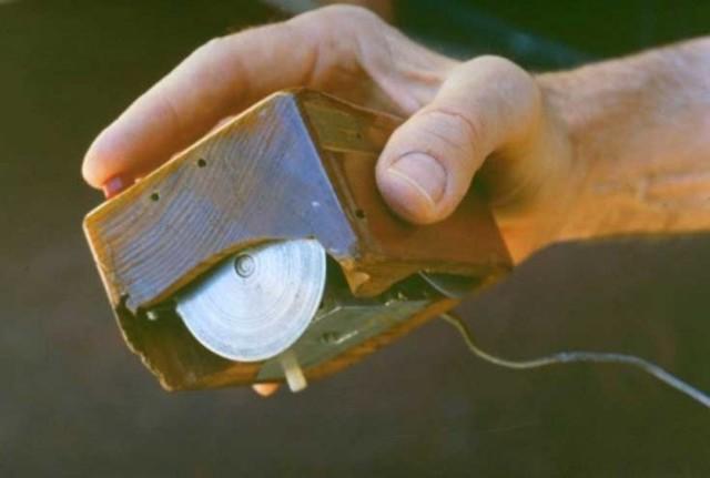IBM construyó el primer floppy disk.