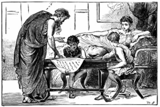 La Educacion en la Edad Antigua 3500 A.C