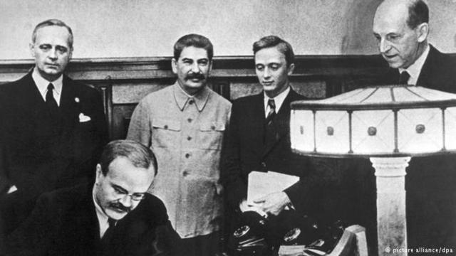 Ribbentrop/Molotov Pact