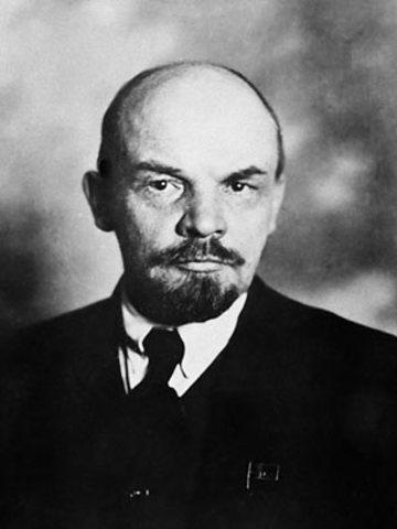 Lenin is Back