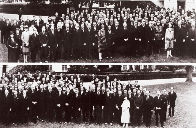 International Radiotelegraph Conference.