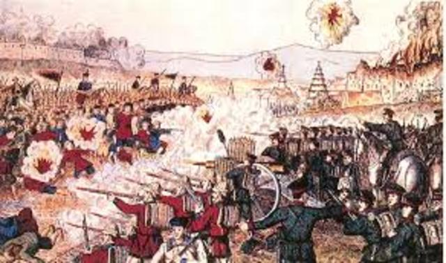 Boxer Protocol signed, ending the Boxer Rebellion