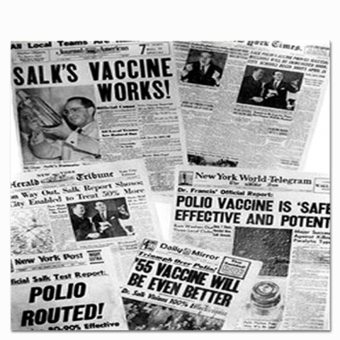 Inactivated Polio Vaccine Licensed