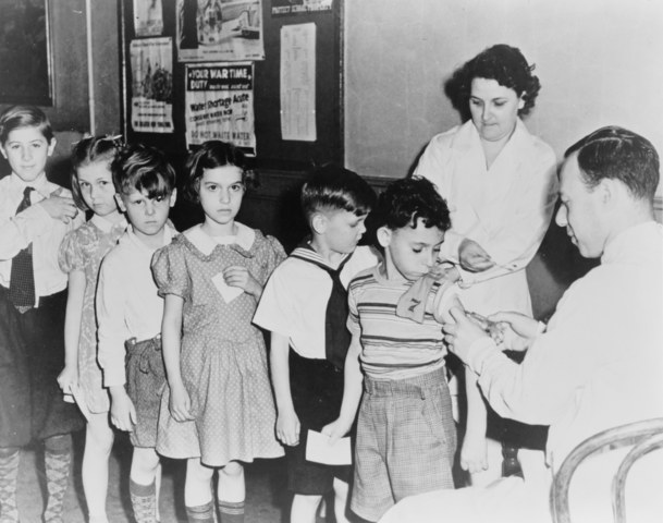 Polio Vaccination Assistance Act