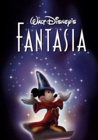 Mickey Made a Comeback in Fantasia