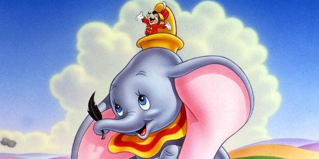 Dumbo Flies onto Our Screens