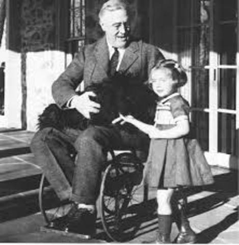 National Foundation for Infantile Paralysis is Founded