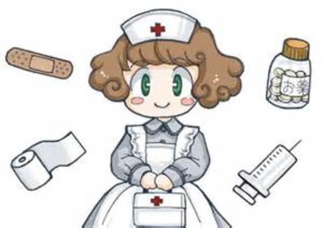 Sigue trabajando en el hospital de La Paz