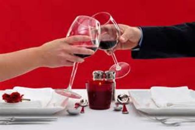 Cena de pareja