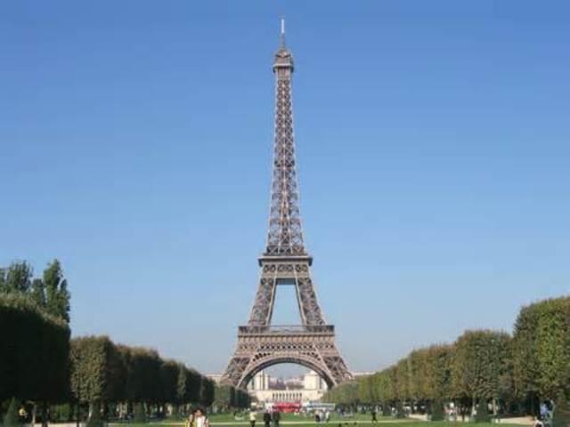 Viaje familiar a Francia
