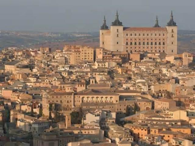 Conferencia del trabajo en Toledo