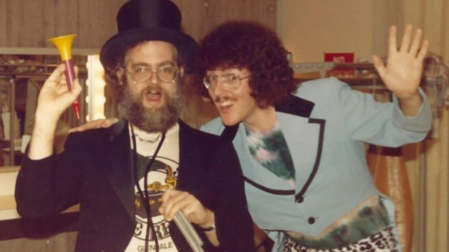 First appearance on Dr. Demento
