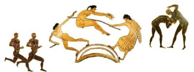 Grecia y Esparta 1200 a.c