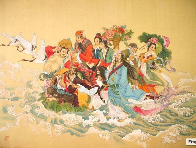 Cultura oriental 476 a.c