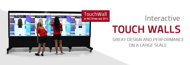 TOUCH WALL (PARED DIGITAL)