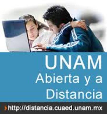 SISTEMA DE UNIVERSIDAD ABIERTA (UNAM)