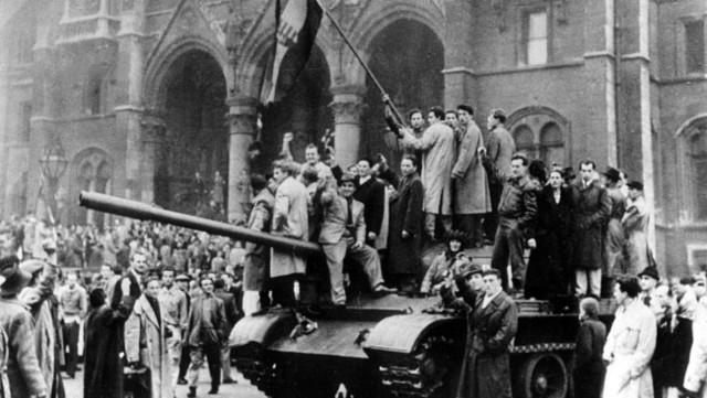 Oppstanden i Ungarn 1956