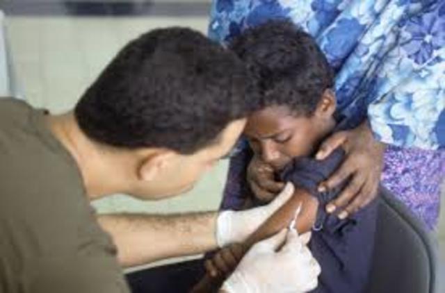 Enhanced Polio Vaccine Licensed