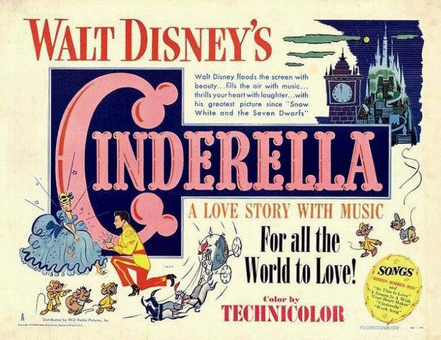Cinderella Danced Her Way into the 50's