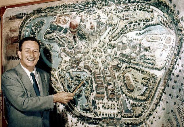 Walt Disney Had an Idea....