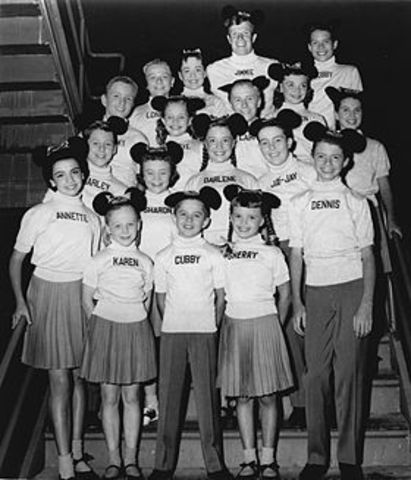 Mickey Mouse Club House Was Formed