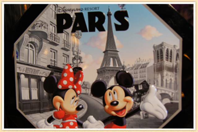 Disneyland Paris Opened
