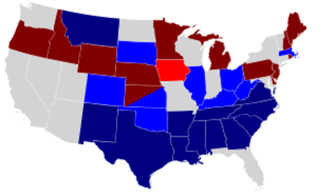 DEMOCRATS WIN IN 1930 CONGRESSIONAL ELECTIONS