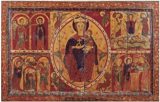Rechazo por parte del arte medieval