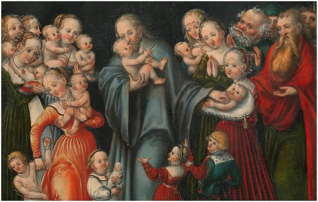 Infancia en la Europa medieval