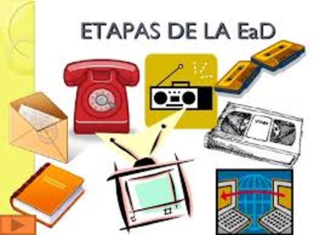 Evolucion de las TIC'S en la Educacion.