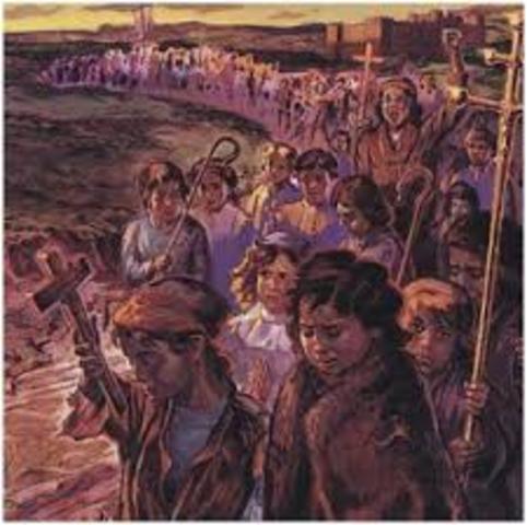 Niños de las cruzadas