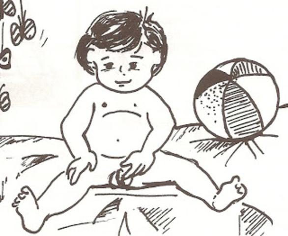 Castigo a niños por masturbación
