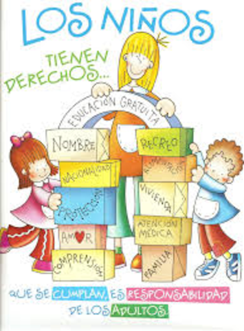 Aceptación del derecho de los niños