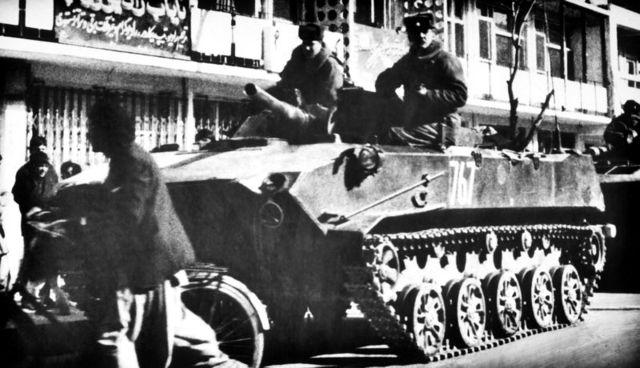 Soviets Invade