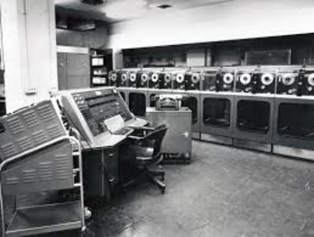 primera generacion-desarollo de maquinas