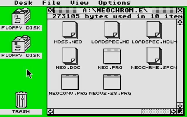 Atari OS