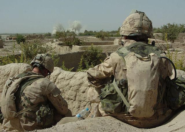 NATO Intervention