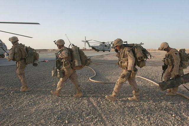 Helmand Offensive