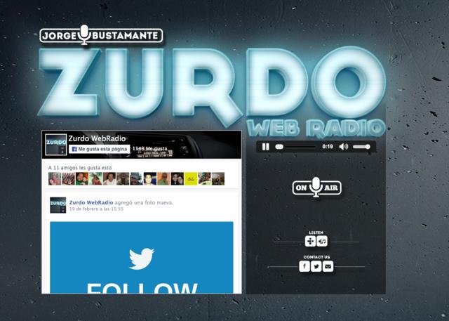 Nace Zurdo WebRadio
