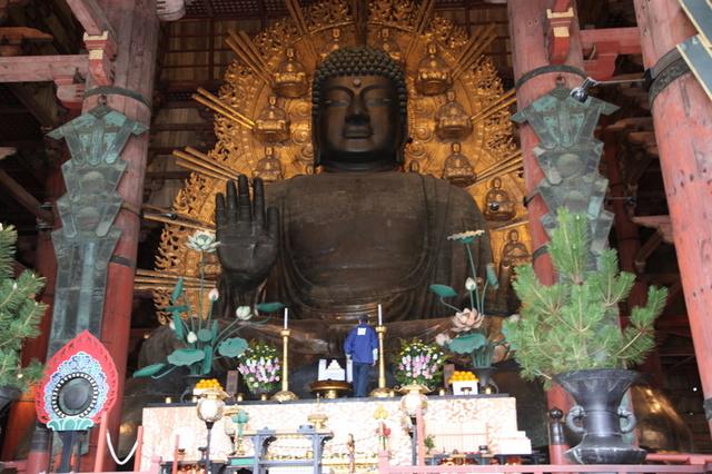 Nara Buddha statue
