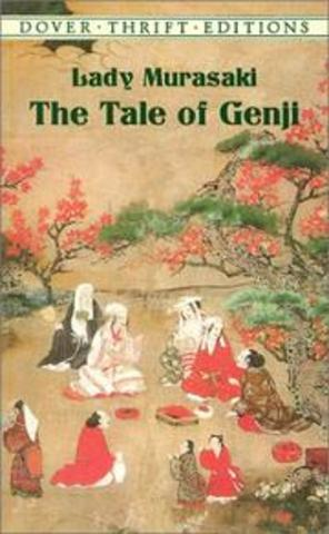 The Tales of Genji completed.