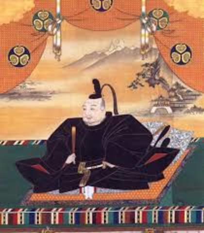 Rise of Shogun military power