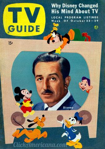 Walt Disney's Weekly Television Show