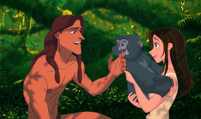 Tarzan Swung His Way into the Disney Collection