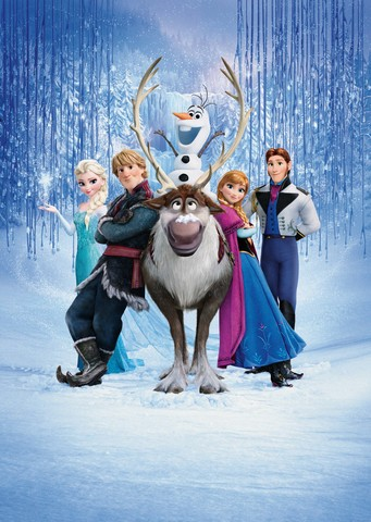 Frozen Melted Our Hearts