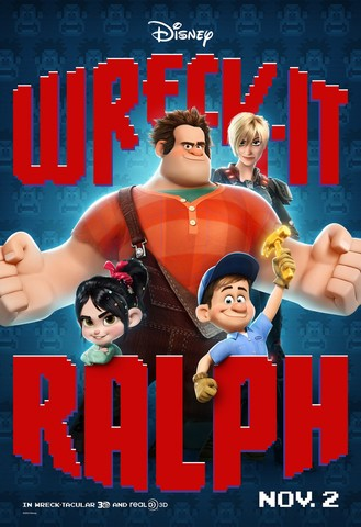 Wreck it Ralph Smashed His Way Up