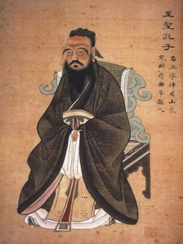 500 a.C. Dinastía Zhou